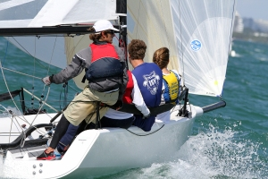 Photo Credit Joy Dunigan at www.melges20.com