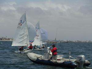 On the water action. Photo credit CISA